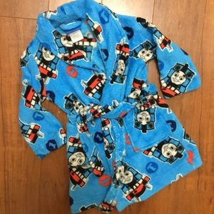 Thomas & Friends Toddler 2T Train Comfy Robe